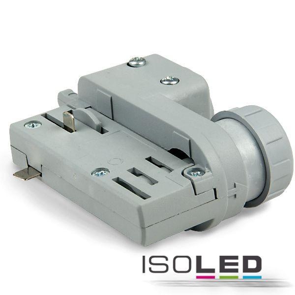 3-Phasen Universaladapter, silber