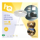 LED-Leiste 24 W Warmweiss 1600 lm