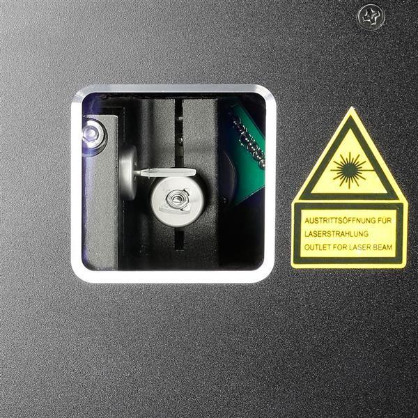 Cameo LUKE 700 RGB - Professioneller 700mW RGB Show Laser