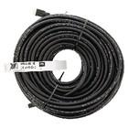High Speed HDMI Kabel mit Ethernet HDMI Anschluss - HDMI Anschluss 30.0 m Schwarz