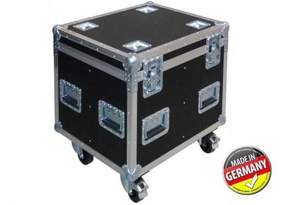 Case für 4x Arri True Blue T1 PO + Torblende