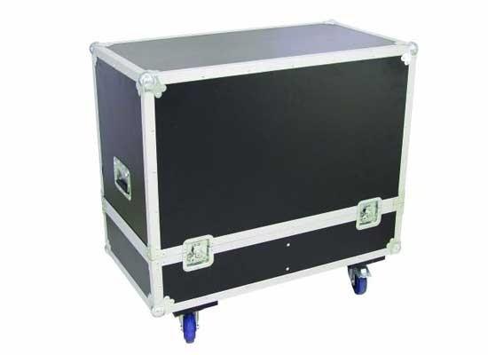 Case für 2x Omnitronic PAS-215