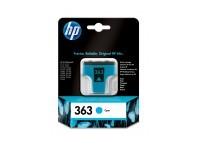 TIN HP # 363 C8771EE cyan
