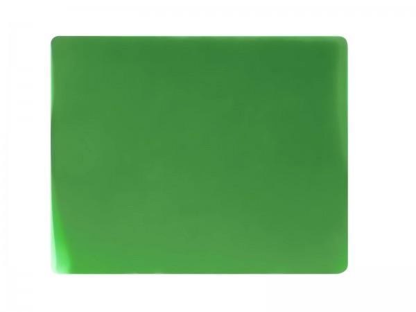 EUROLITE Farbglas für Fluter, grün, 165x132mm
