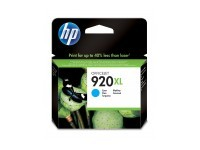TIN HP # 920XL CD972AE cyan
