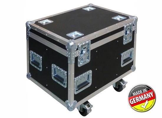 Case für 6x Arri Junior 650 Plus + Torblende