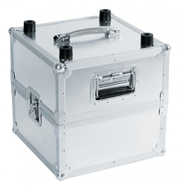 ROADINGER Platten-Case Profi ALU 50/50 glatt 100LPs