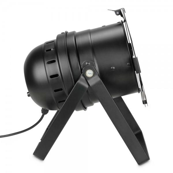 Cameo PAR 64 CAN TRI 3W BS - 18 x 3 W TRI Colour LED RGB PAR Scheinwerfer in schwarzem Gehäuse