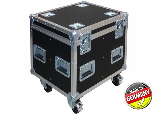 Case für 4x Arri True Blue T1 MO + Torblende