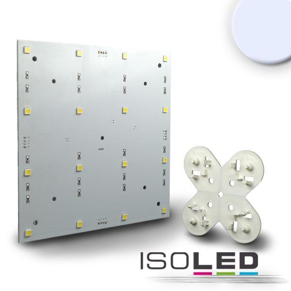 LED Modul 160x160, 24V/DC, 4,8W, kaltweiß