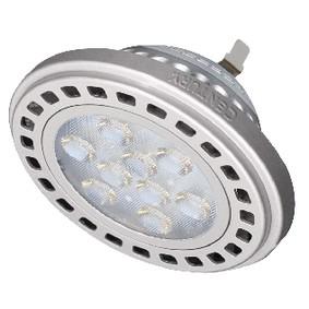 LED-Lampe GX53 Rund 11 W 800 lm 3000 K
