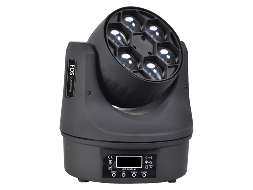 Mini led moving head light , LED chip: 6pcs 15W, RGBW 4 in 1
