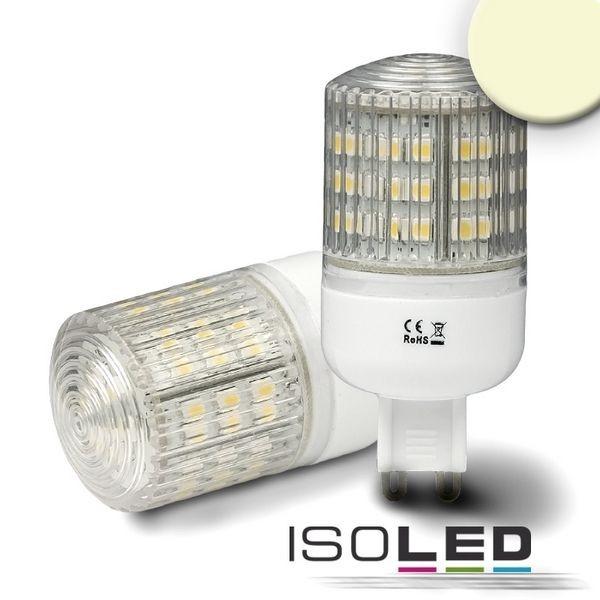 G9 Leuchtmittel SMD48, 3 Watt, prismatisch, warmweiß